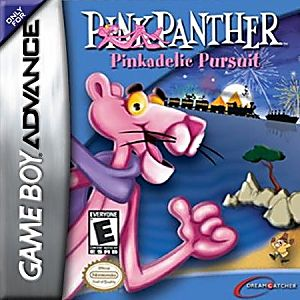 Pink Panther Pinkadelic Pursuit