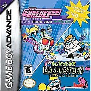 Powerpuff Girls Mojo Jojo / Dexter's Laboratory Deesaster Strikes