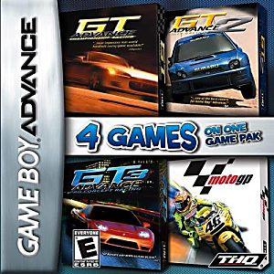 Racing 4 Pack