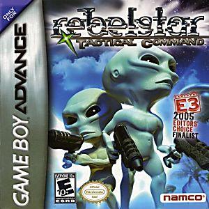 Rebelstar Tactical Command