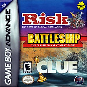 Risk / Battleship / Clue