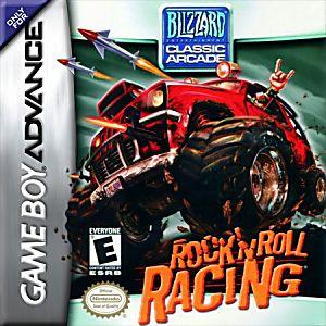 Rock N Roll Racing