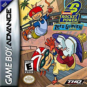Rocket Power Zero Gravity Zone