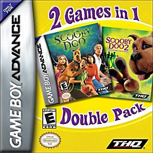 Scooby Doo Movie Double Pack