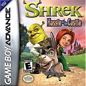 Shrek Hassle in the Castle