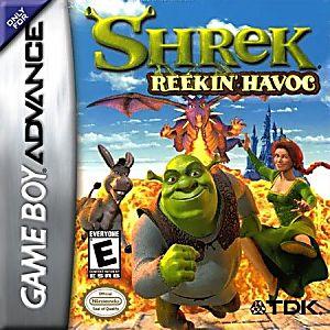 Shrek Reekin' Havoc