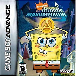 SpongeBob Atlantis Squarepants