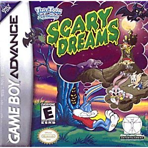 Tiny Toon Adventures Buster's Scary Dreams
