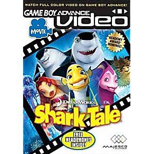 GBA Video Shark Tale