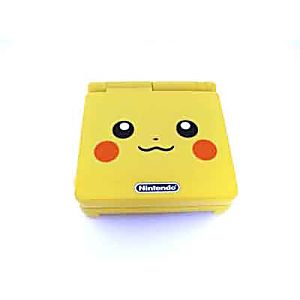 Rare Pikachu Game Boy Advance SP System