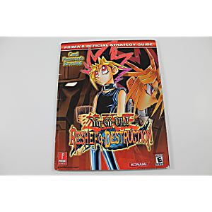 Yu-Gi-Oh Reshef of Destruction Official Strategy Guide (Prima Games)