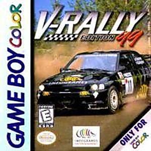 V-Rally 99