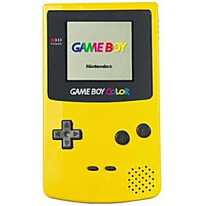 Dandelion Game Boy Color System