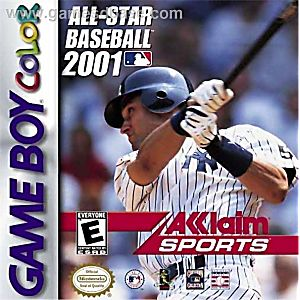 All-Star Baseball 2001