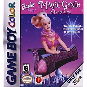 Barbie Magic Genie