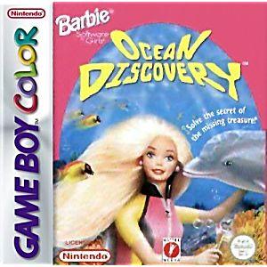 Barbie Ocean Discover