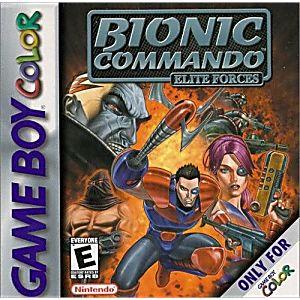 Bionic Commando Elite Forces