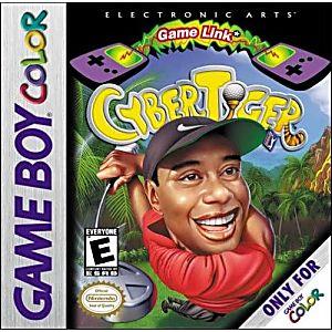 CyberTiger Woods Golf