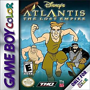 Disney's Atlantis The Lost Empire