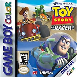 Download Disney's Toy Story Racer Game Boy Color
