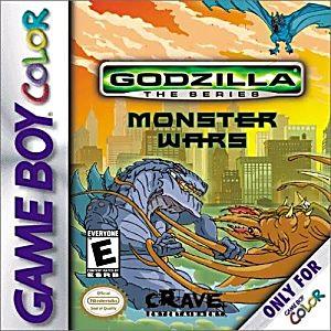 Godzilla The Series-Monster Wars