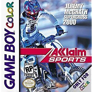 Jeremy McGrath's Supercross 2000