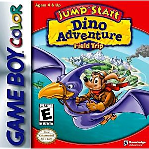 Jumpstart Dino Adventure Field Trip