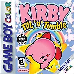 Kirby's Tilt n Tumble