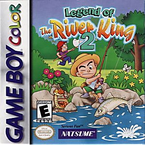 Legend of the River King 2