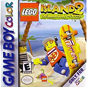 LEGO Island 2 Bricksters Revenge