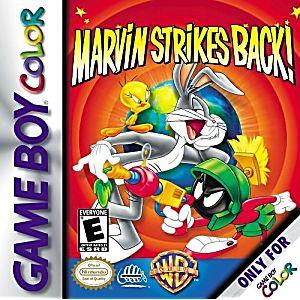 Marvin Strikes Back