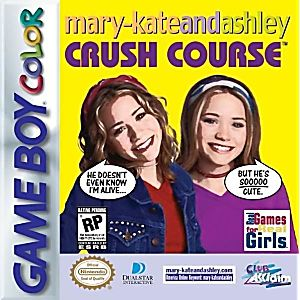 Mary Kate and Ashley Crush Course