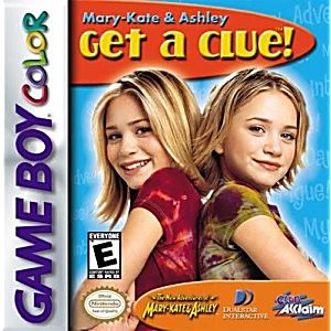 Mary-Kate and Ashley Get A Clue