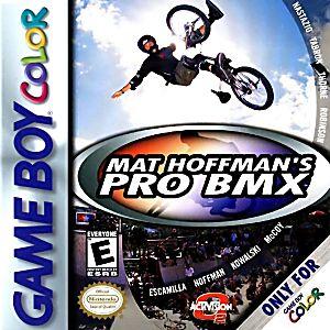 Mat Hoffman BMX Pro Racer