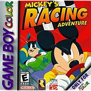 Mickey's Racing Adventure