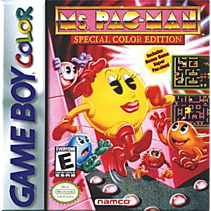 Ms. Pac-Man Special Color Edition