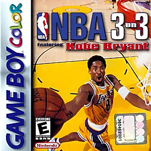 NBA 3 on 3 Kobe Bryant