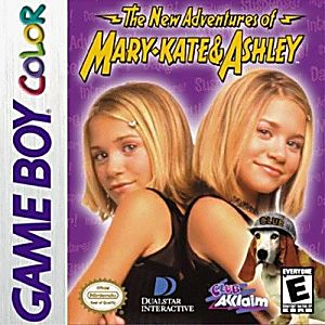 New Adventures of Mary-Kate and Ashley