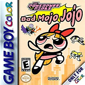 Powerpuff Girls Bad Mojo