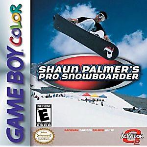Shaun Palmer's Pro Snowboarding