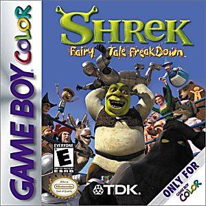 Shrek Fairytale Freakdown