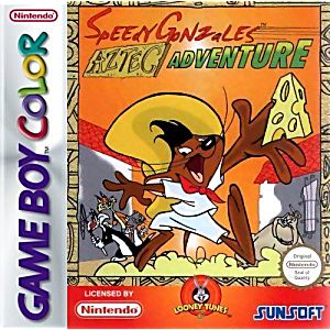 Speedy Gonzales Aztec Adventure