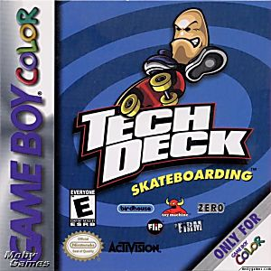 Tech Dech Skateboarding
