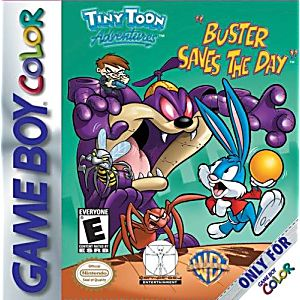Tiny Toon Adventures Buster Saves the Day
