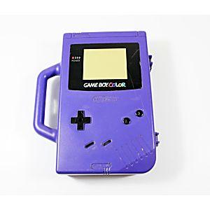 Nintendo Game Boy Color Vintage Travel/Carrying Case - Purple GBC70