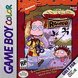 Wild Thornberry's Rambler