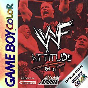 WWF Attitude