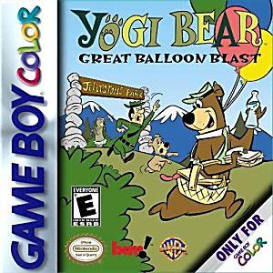 Yogi Bear Great Balloon Blast