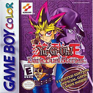 Yu-Gi-Oh! Dark Duel Stories