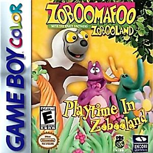 Zoboomafoo Playtime in Zobooland